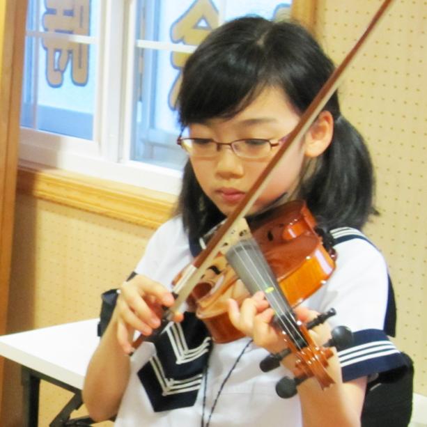 子供 ヴァイオリン