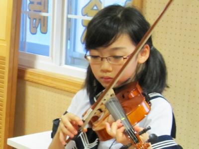 子供のためのコース ヴァイオリン