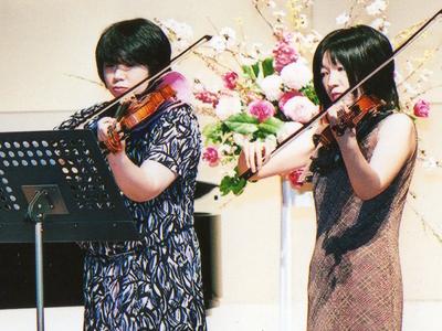 プロを目指す方のためのコース ヴァイオリン